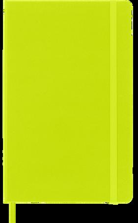 Classic Notebook NOTEBOOK LG RUL HARD LEMON GREEN