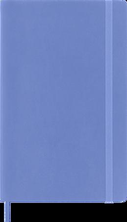 クラシック ノートブック NOTEBOOK LG RUL SOFT HYDRANGEA BLUE