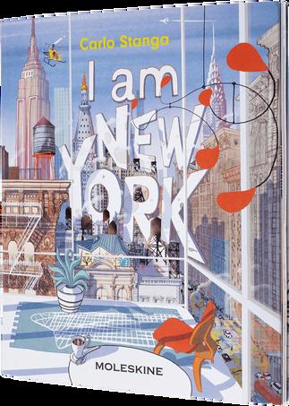 I am the city I AM NEW YORK - REPRINT