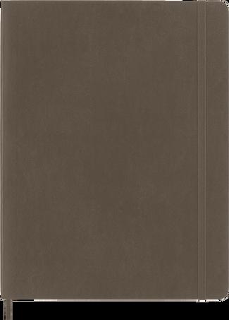 Classic Notebook NOTEBOOK XL PLA SOFT EART BRW