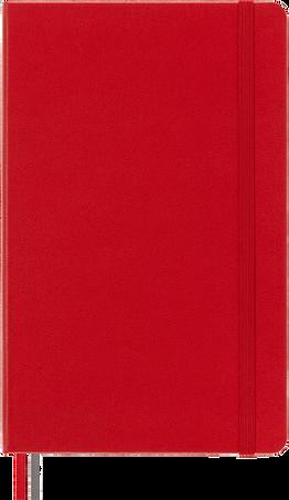クラシック ノートブック エクスパンデッド NOTEBOOK LG EXPANDED RUL S.RED HARD