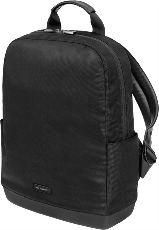 The Backpack - Technical Weave THE BACKPACK TECHNICAL WEAVE BLK