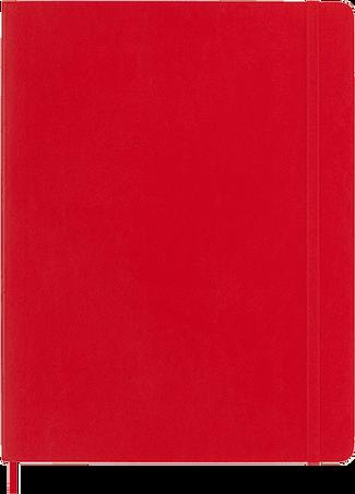 クラシック ダイアリー 2022 12M WKLY NTBK XL S.RED SOFT