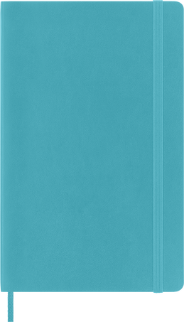 クラシック ノートブック NOTEBOOK LG RUL SOFT REEF BLUE