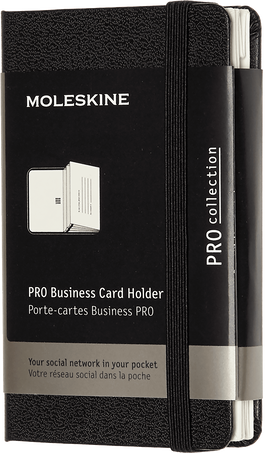 PRO Portfolio PRO BUSINESS CARD BLACK