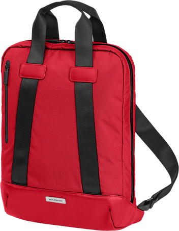 バーチカル(縦型)/ ホリゾンタル(横型)デバイス バック - 15インチ METRO DEVICE BAG VERT CRANBERRY RED