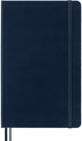 Classic Notebook Expanded NOTEBOOK LG EXPANDED PLA SAP.BLUE HARD