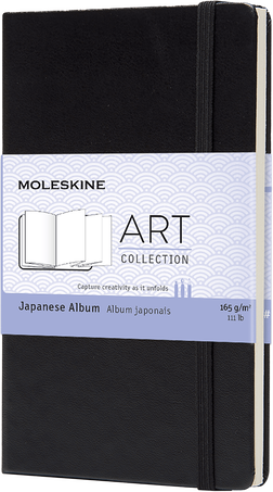 Japanese Album ART JAPANESE ALBUM PKT BLK