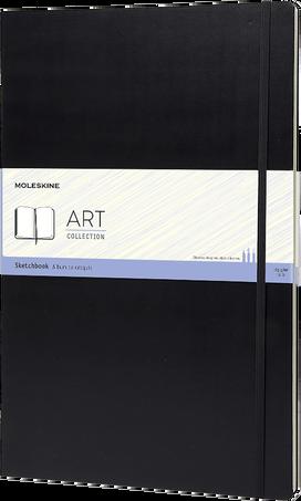スケッチブック ART SKETCHBOOK A3 BLK