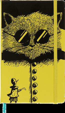 ピノキオ ノートブック LE NB PINOCCHIO LG RUL THE CAT