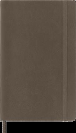 クラシック ノートブック NOTEBOOK LG RUL SOFT EART BRW