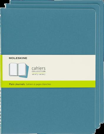Cahier Journals CAHIER JNLS XL PLA BRISK BLUE