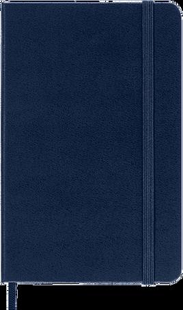 クラシック ダイアリー 2021/22 18M WKLY NTBK PK SAP.BLUE HARD