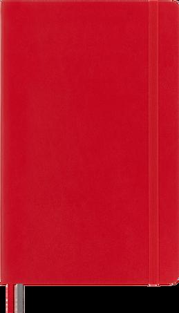 クラシック ノートブック エクスパンデッド NOTEBOOK LG EXPANDED PLA S.RED SOFT