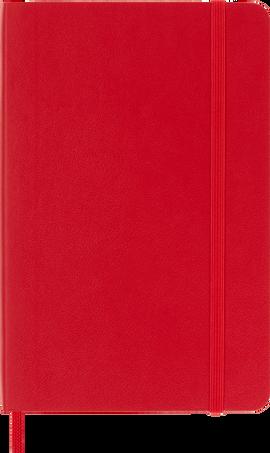 クラシック ノートブック NOTEBOOK PK DOT S.RED SOFT