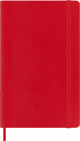 クラシック ダイアリー 2021/22 18M WKLY NTBK LG S.RED SOFT
