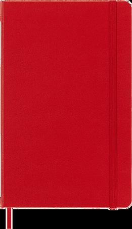 クラシック ダイアリー 2021/22 18M WKLY NTBK LG S.RED HARD