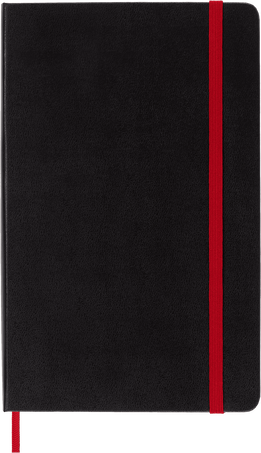 Classic Notebook (RED) NOTEBOOK LG RUL (RED) HARD 16