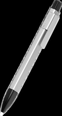 Classic PRO Cap Roller Pen 1.0 CLASSIC PRO CAP B.PEN 1.0 SLV.GREY