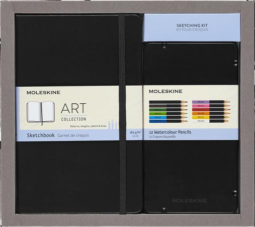 Colouring Kit and Sketching Kit BUNDLE ART SKETCHING KIT B