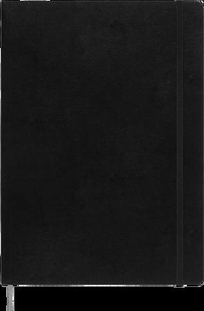 PRO Notebook PRO NOTEBOOK A4 SOFT BLACK