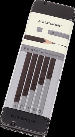 ドローイングペンシルセット DRAWING PENCIL SET 5PCS