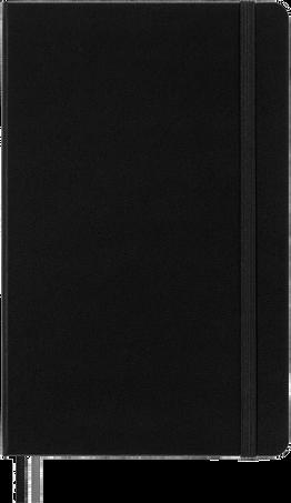 クラシック ノートブック エクスパンデッド NOTEBOOK EXPANDED LG RUL BLK HARD