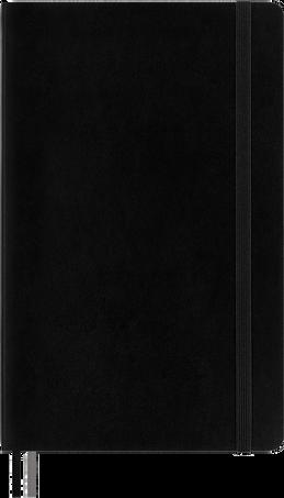 クラシック ノートブック エクスパンデッド NOTEBOOK EXPANDED LG SQU BLK SOFT