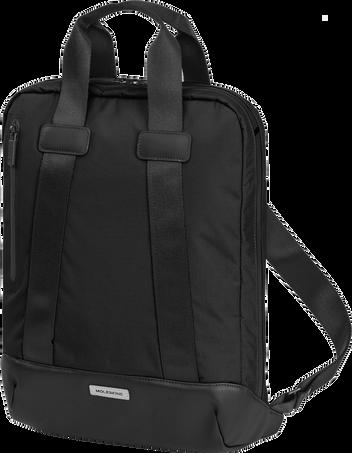 "Vertical / Horizontal Device Bag - 15"" METRO DEVICE BAG VERT BLACK"