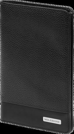 パスポートウォレット CL. MATCH LTH PASSPORT WALLET BLK
