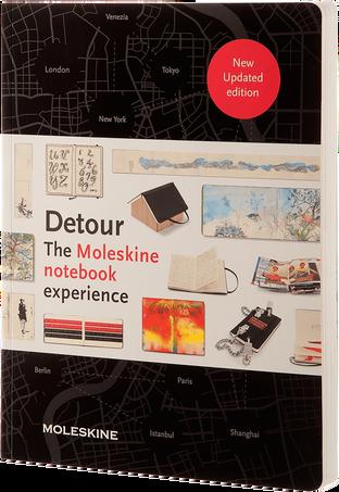 Detour デトゥア THE DETOUR BOOK - PAPERBACK