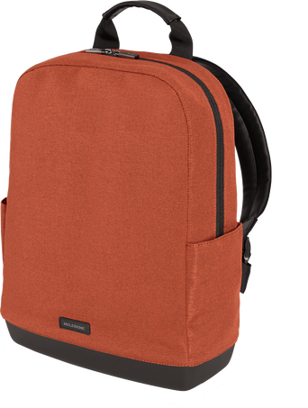 Backpack - Canvas THE BACKPACK CANVAS RUSSET BROWN