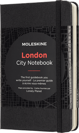 シティ ノートブック CITY NOTEBOOK LONDON