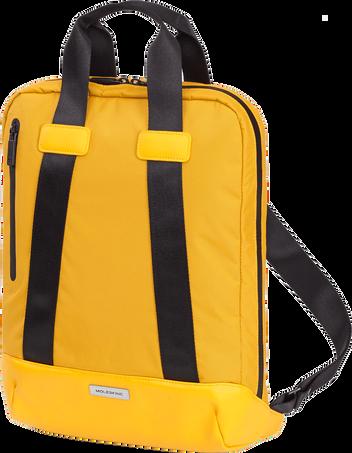 バーチカル(縦型)/ ホリゾンタル(横型)デバイス バック - 15インチ METRO DEVICE BAG VERT ORANGE YELLOW