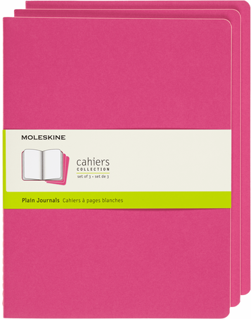 Cahier Journals CAHIER JNLS XL PLA KINETIC PINK