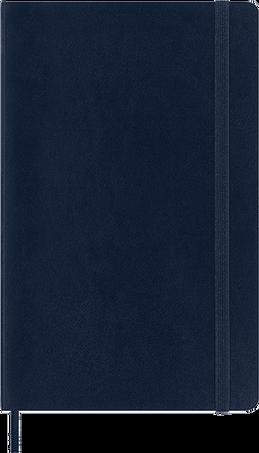 クラシック ダイアリー 2021/22 18M WKLY NTBK LG S.BLUE SOFT