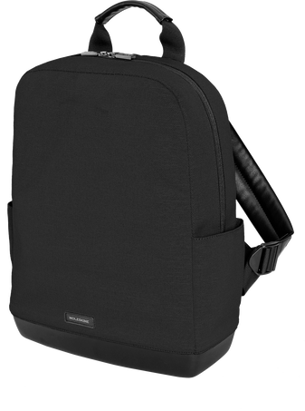 Backpack - Canvas THE BACKPACK CANVAS BLK