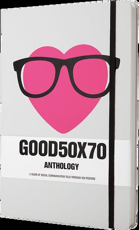 アートブック GOOD 50X70 ANTHOLOGY